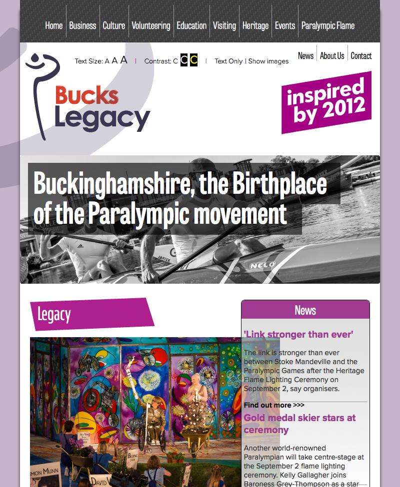 www.buckslegacy.org